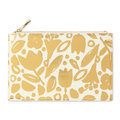 kate spade new york - Pencil Pouch - Golden Floral