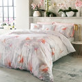 Ted Baker - Cotton Candy Duvet Cover - Pink - Double
