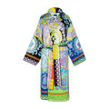 Versace Home - Barocco Patchwork Bathrobe - Multicolour