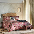 Morris & Co - Bullerswood Duvet Cover - Paprika - Double