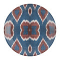 Les Ottomans - Ceramic Ikat Side Plate