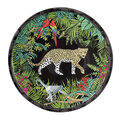 Les Jardins de la Comtesse - Jungle Dinner Plate
