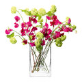 LSA International - Flower Rectangular Bunch Vase - 22cm