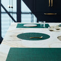 Chilewich - Basketweave Rectangle Placemat - Pine