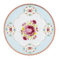 Pip Studio - Floral Side Plate - Blue