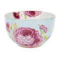 Pip Studio - Floral Bowl - Blue - 23cm