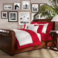 Ralph Lauren Home - Polo Player Duvet Cover - Red Rose - Double