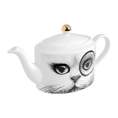 Rory Dobner - Cat Teapot
