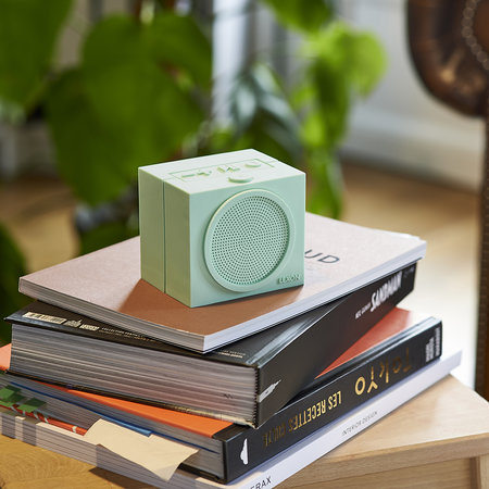 Lexon - Tykho Wireless Speaker - Water Green