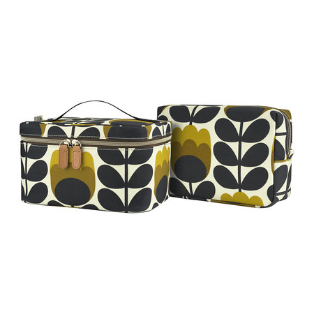 Orla Kiely - Tulip Stem Cosmetic Bag