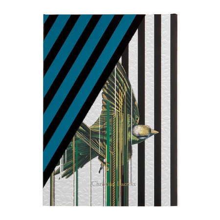 Christian Lacroix - Idylle en Vol Layflat A5 Notebook