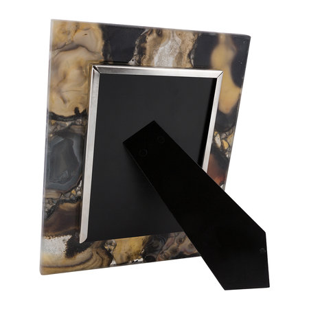 A by AMARA - Agate Photo Frame - 5x7 - Dark
