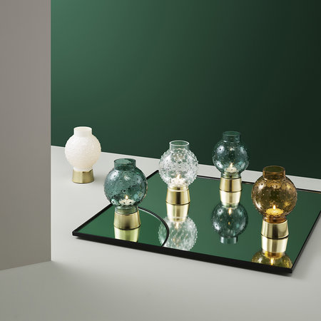 Normann Copenhagen - Story Tealight Holder - Garden Green