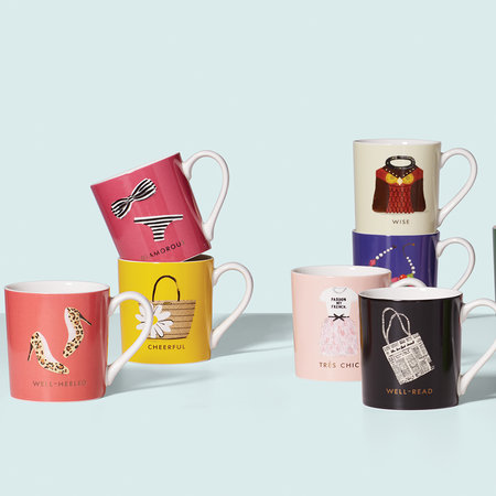 kate spade new york - 'Things We Love Mug' - Well-Heeled
