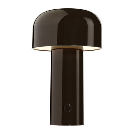 Flos - Bellhop Portable Rechargeable Table Lamp - Chocolate