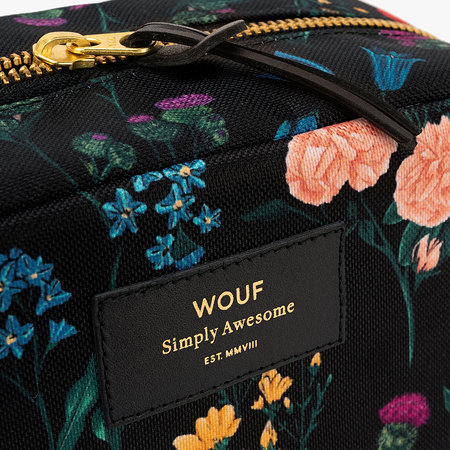 Wouf - Blossom Cosmetic Bag - Large