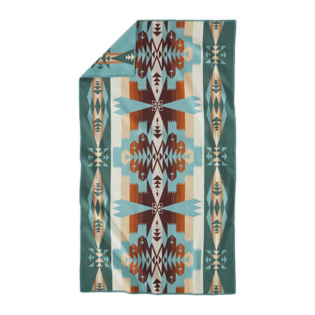 Pendleton - Tucson Saddle Blanket - Aqua