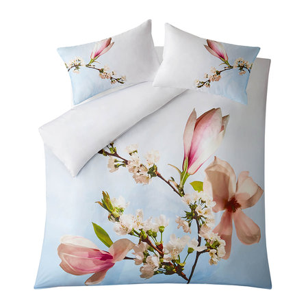 Ted Baker - Harmony Duvet Cover - Blue - Double