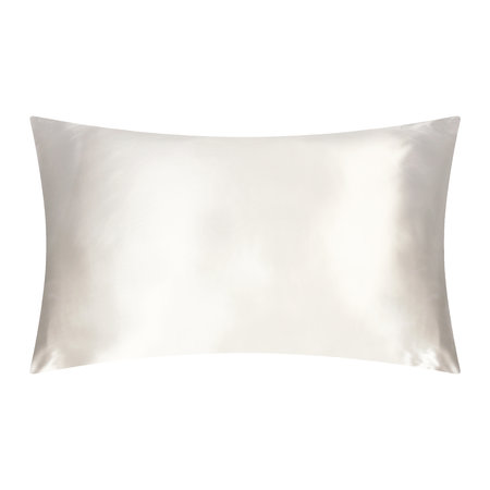 Slip - Pure Silk Pillowcase - White - 51x91cm