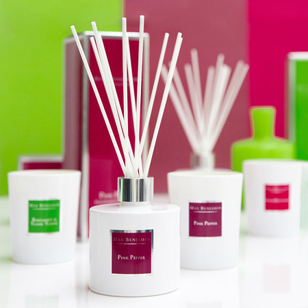 Max Benjamin - Classic Collection Reed Diffuser - 150ml - Pink Pepper