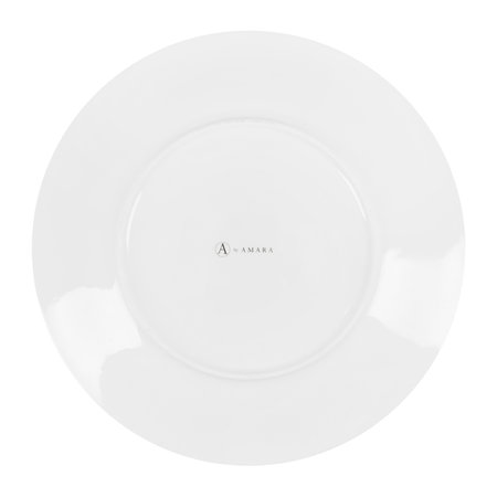 A by AMARA - Coast Porcelain Dinner Plates - Set of 4