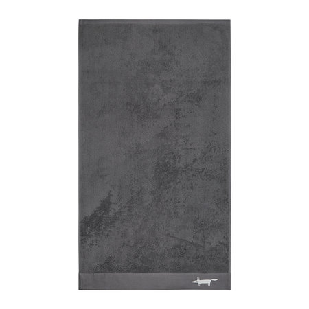 Scion - Mr Fox Towel - Graphite - Bath Towel