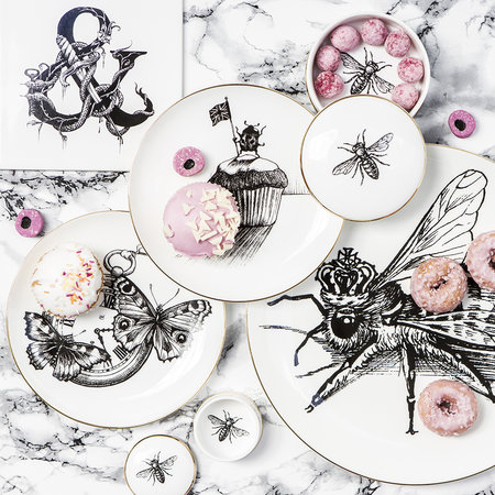 Rory Dobner - Perfect Plates - Queen Bee - Large