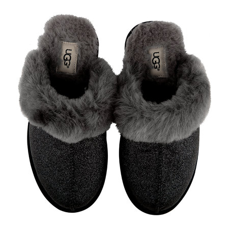f70208dd3fa Buy UGG® Women s Scuffette II Sparkle Slippers - Black