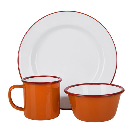 Falcon - Pie Dishes - Pillarbox Red