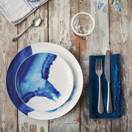 Rick Stein - Coves of Cornwall Side Plate - Set of 4