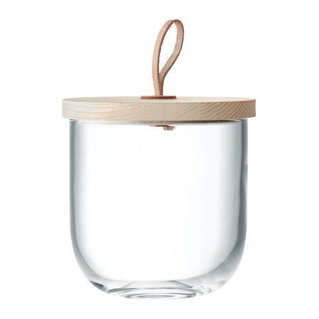 LSA International - Ivalo Container & Ash Lid - 15.5cm