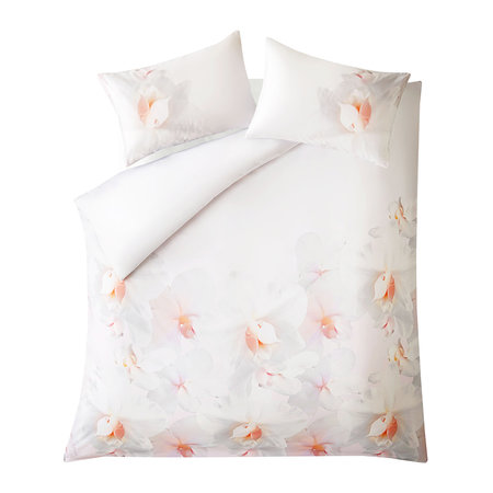 Ted Baker - Cotton Candy Duvet Cover - Pink - King