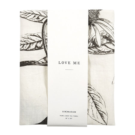 Sir/Madam - Love Me Linen Tea Towel
