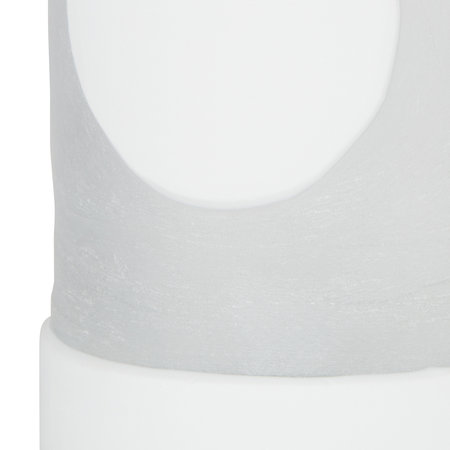 Tom Dixon - Carved Vase - White - Tall