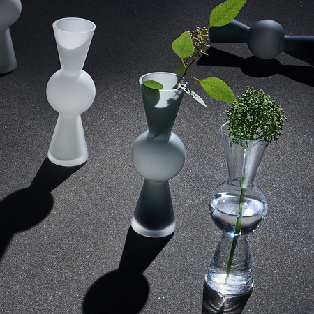 Design House Stockholm - Bon Bon Vase - Gray