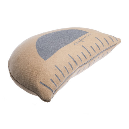 Lorena Canals - Knitted Ruler Washable Cushion - 30x50cm
