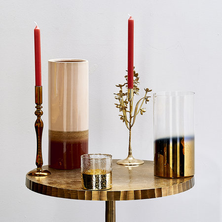 Pols Potten - Antique Gold Candle Holder - Single