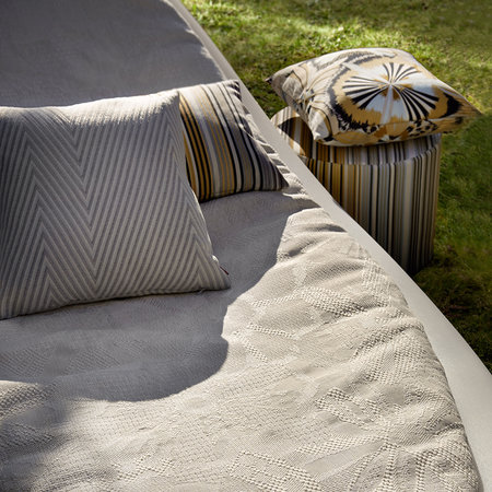 Missoni Home - Wallis Outdoor Pillow - 160 - 40x40cm
