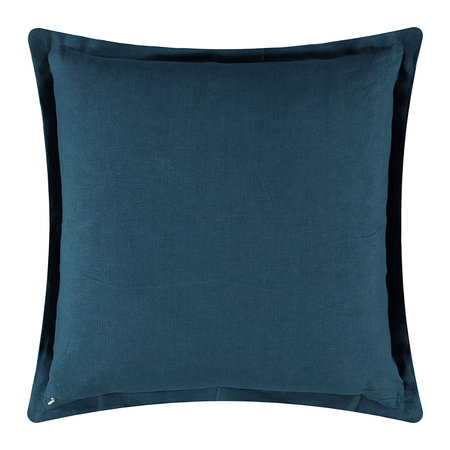 William Yeoward - Alexi Cushion - 50x50cm - Peacock