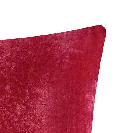 William Yeoward - Paddy Velvet Cushion - 50x50cm - Rose