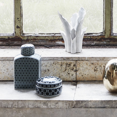Day Birger Et Mikkelsen - Alyussum Jar - Black/White