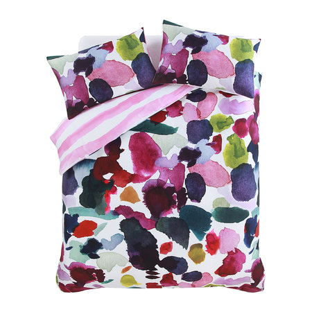 Bluebellgray - Abstract Duvet Set - Double