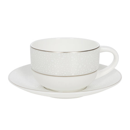 Royal Crown Derby - Effervesce Tea Cup - Pearl