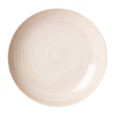 Royal Crown Derby - Studio Glaze Pasta Bowl - Classic Vanilla