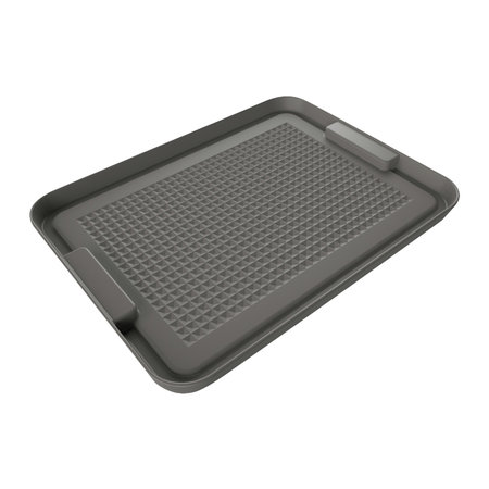 Venn - Chopping Board & Tray Set - Gray