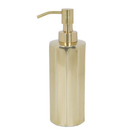 A by AMARA - Antique Gold Soap Dispenser