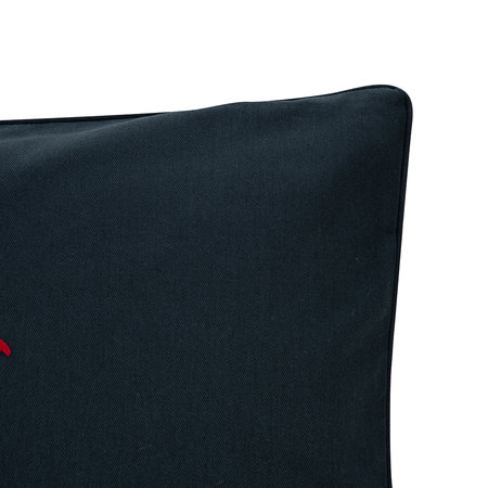 Ralph Lauren Home - Pony Cushion Cover - 50x50cm - Navy/Red