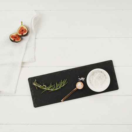 The Just Slate Company - Marble and Slate Serving Set