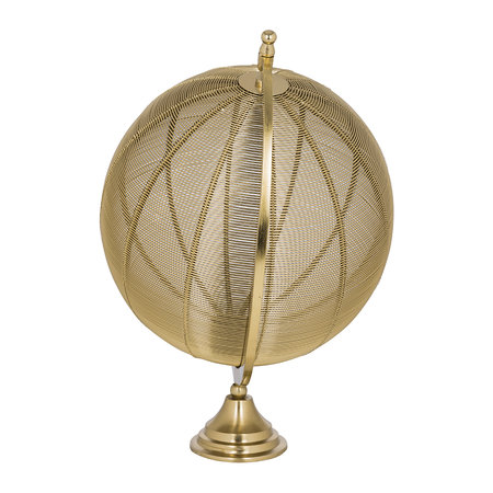 Luxe - Wire Globe