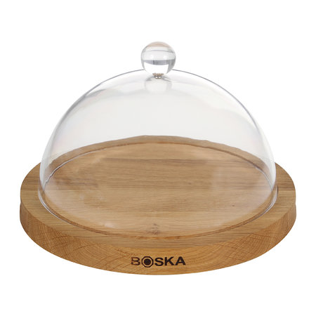 Boska - Oak Serving Board & Dome
